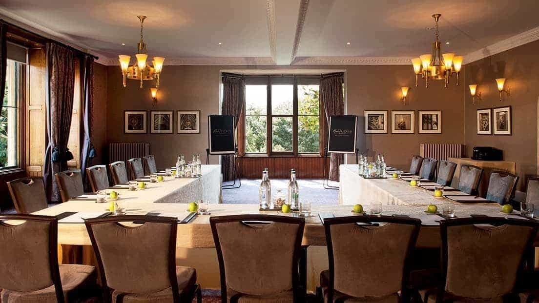 Nutfield Priory Hotel, Hire Space