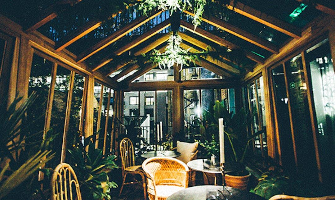 Jurema Bar - Mandrake Hotel, Hire Space