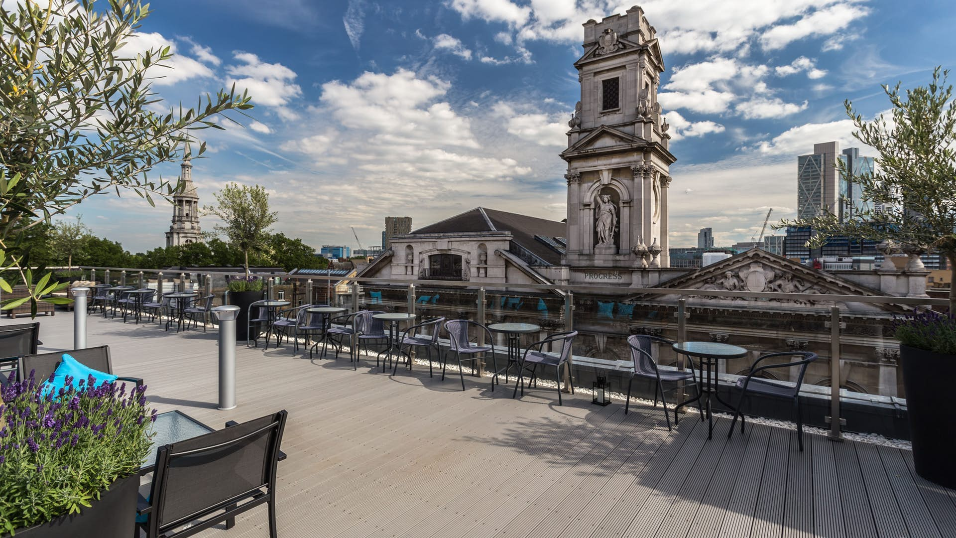 Courthouse Hotel, Hire Space