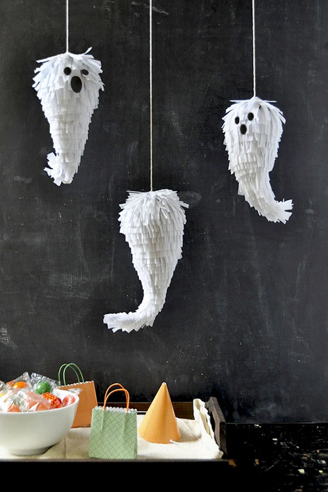 Ghost Piñatas