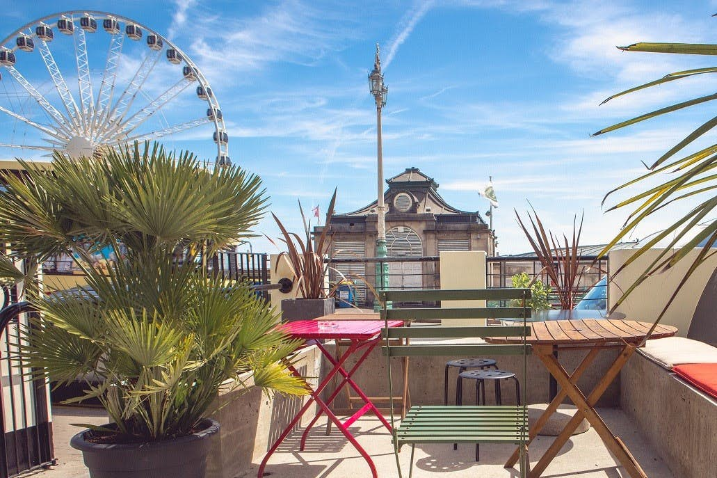 Queen of Hoxton Brighton, Hire Space