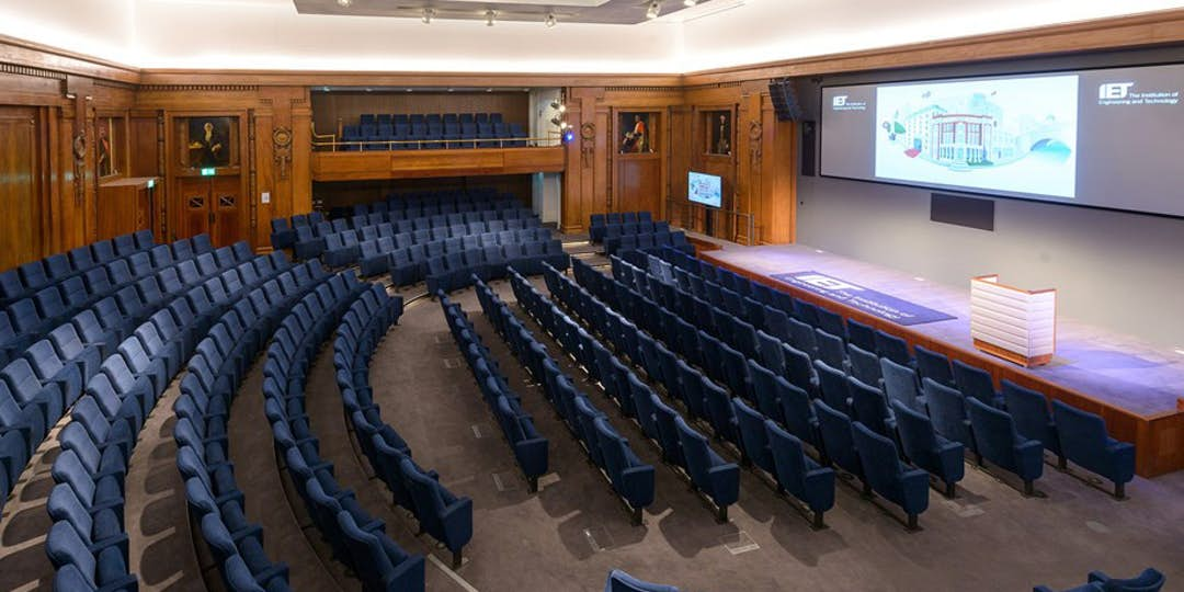 IET Savoy Place, Hire Space