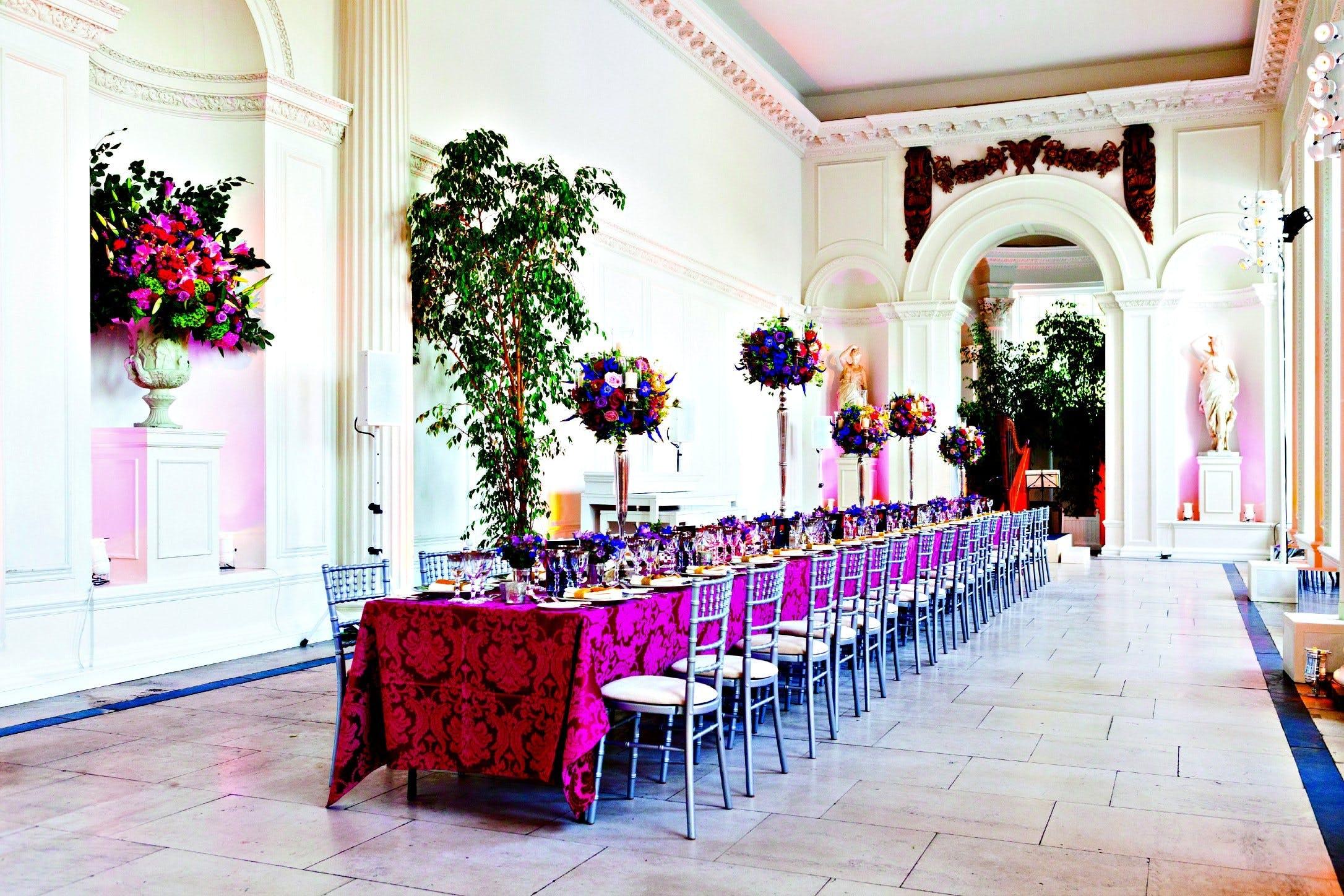 Interior of the Orangery