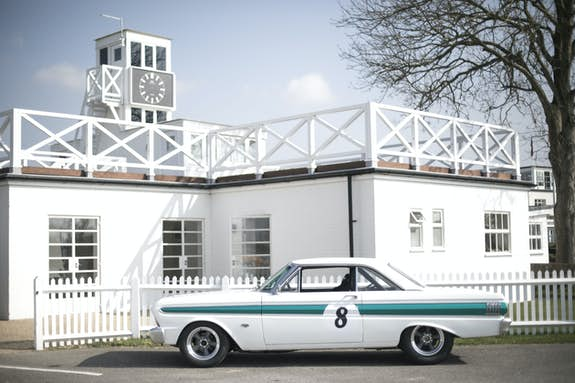 Goodwood Revival Racing, Hire Space