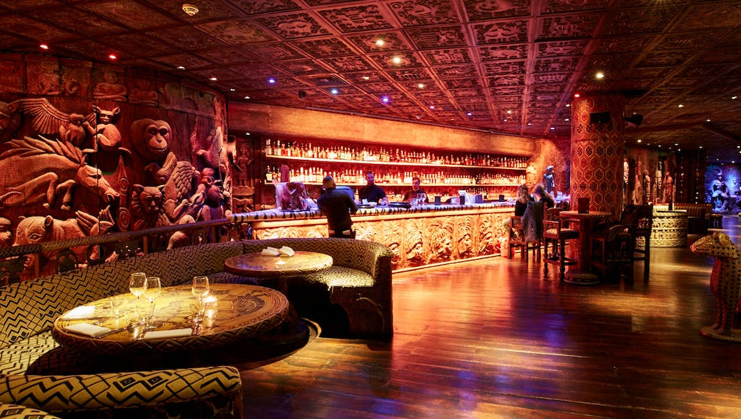 Photo of Lounge Bar & Champagne Bar at Shaka Zulu