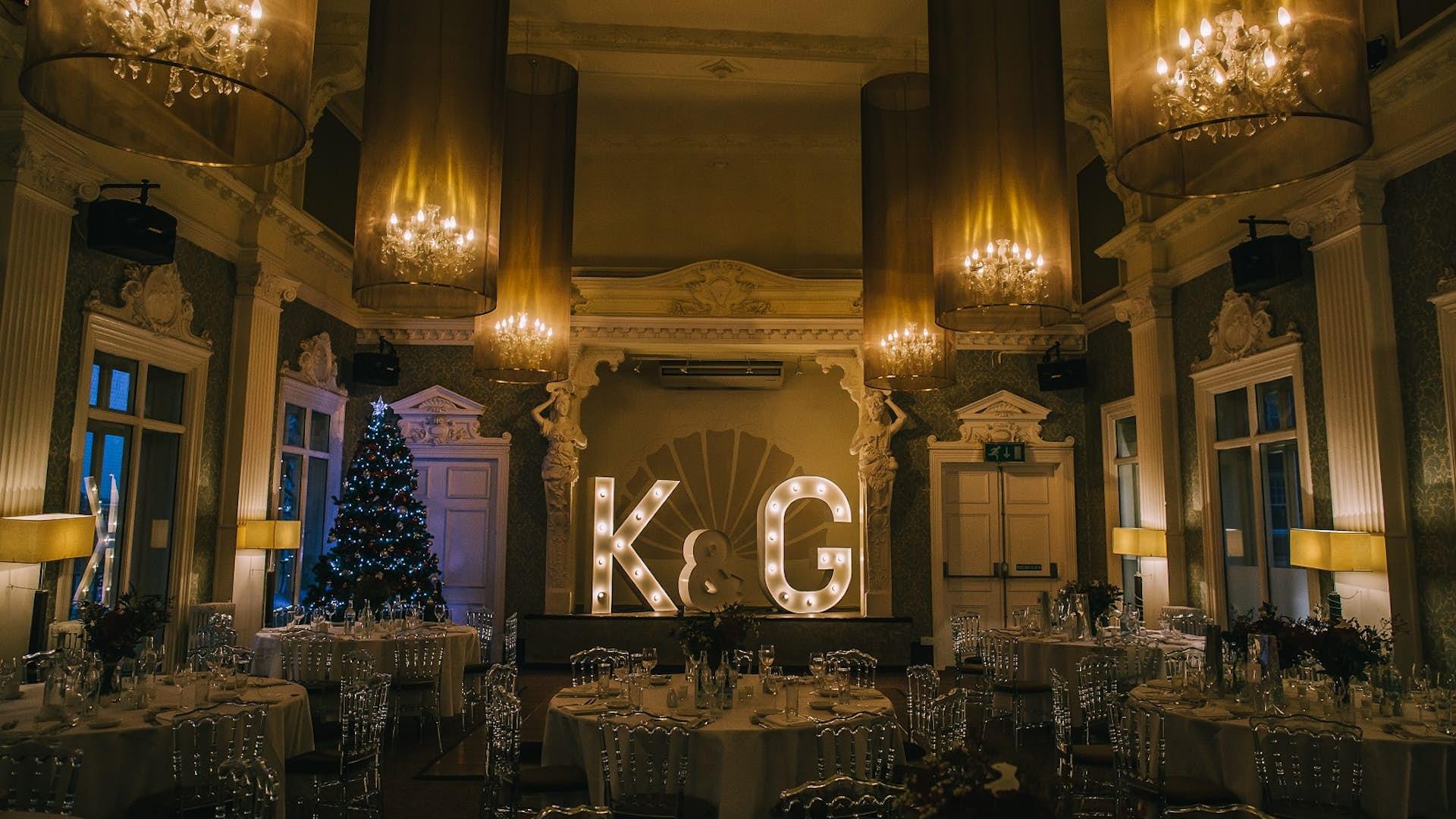 Ballroom Weddings The Star And Garter