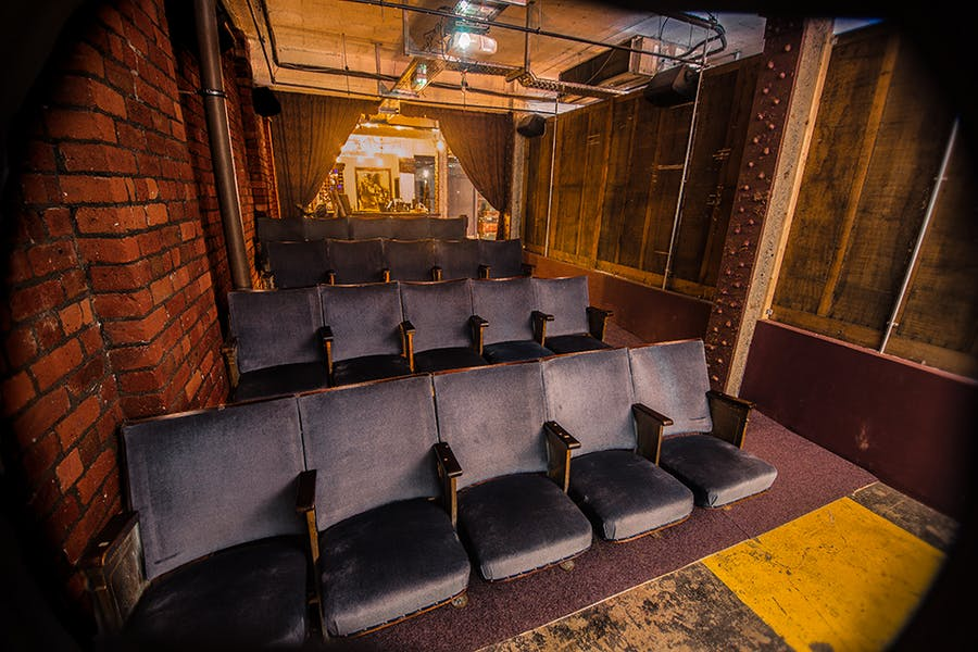 Photo of The Cinema at Victoria Warehouse