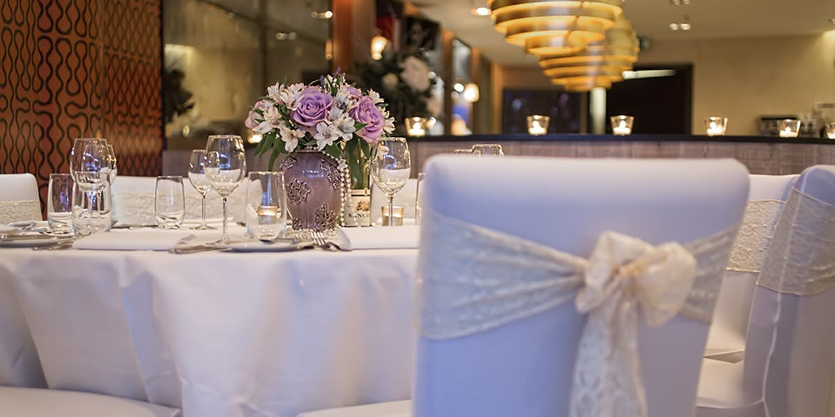 Hire the happenstance for Q dining room london