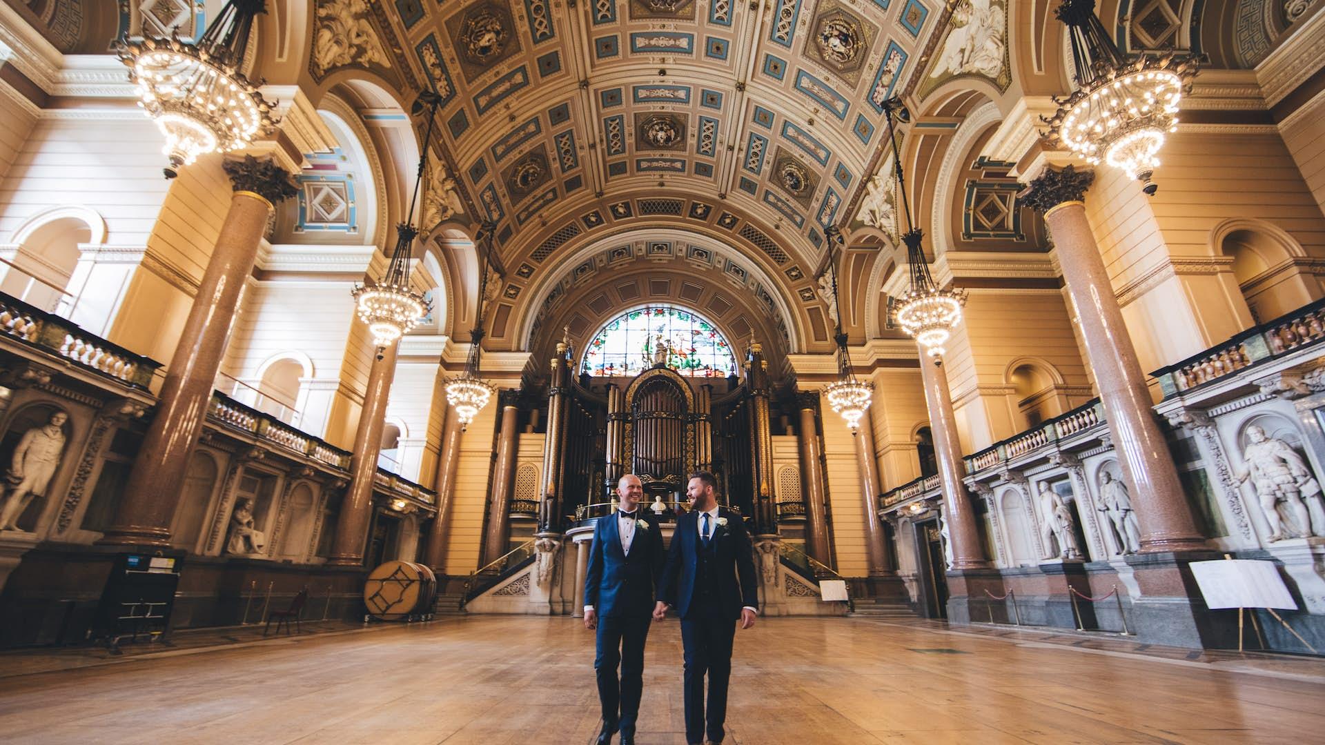 The Great Hall Weddings St George S Hall