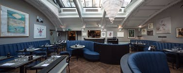 Hire Space - Venue hire Dining Room at The Groucho Club
