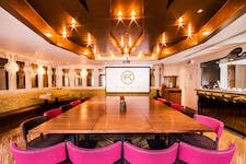 Hire Space - Venue hire Meetings in the Mezzanine  at Rocket Bishopsgate