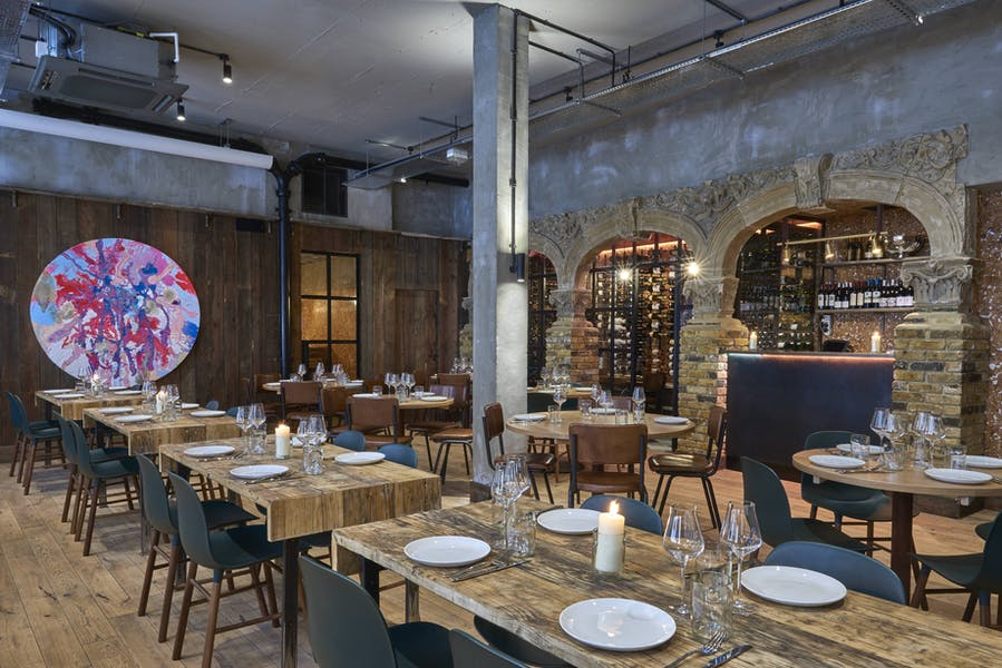 Photo of Private Events Space  at Humble Grape Fleet Street