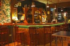 Hire Space - Venue hire Basement Bar at Victory Mansion