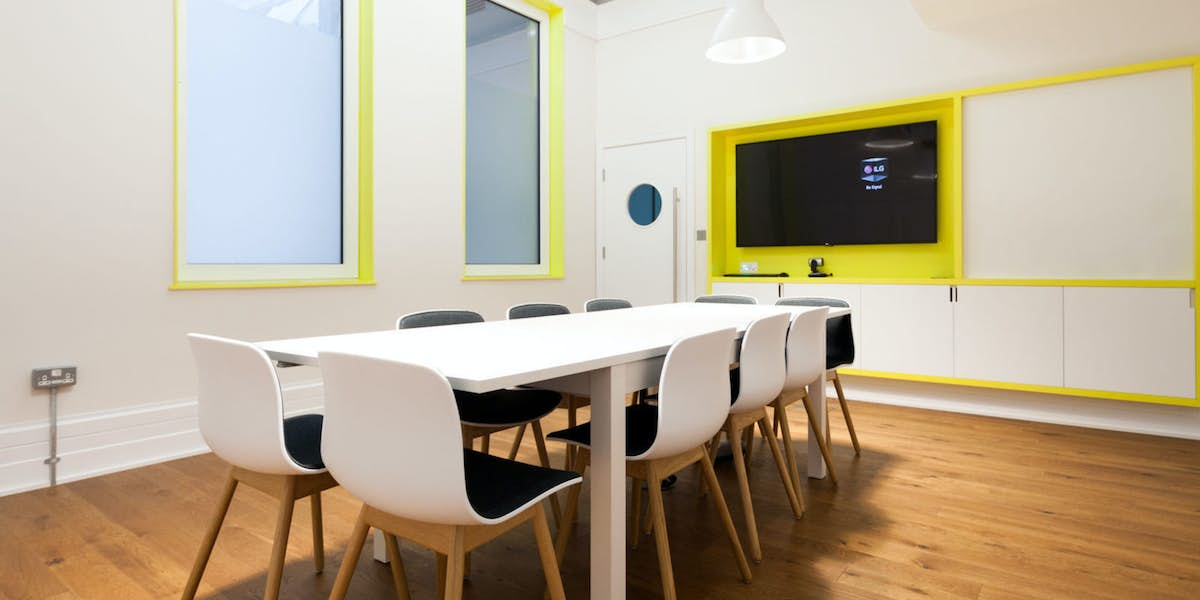 Sunnyvale Meeting Room Shoreditch