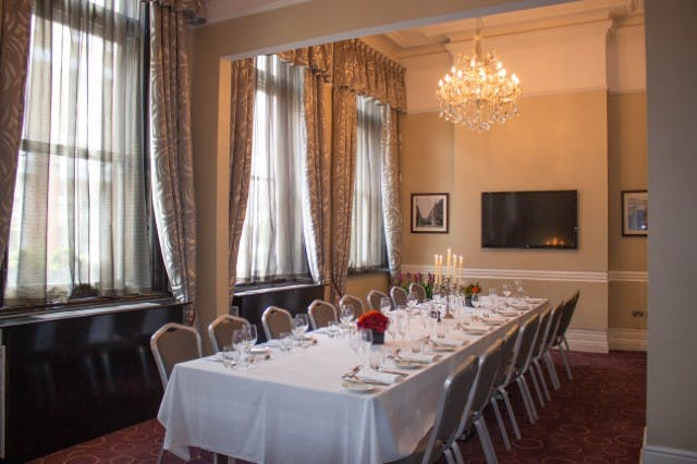 ... Photo Of Worsely Room At Chiswell Street Dining Rooms ... Part 58