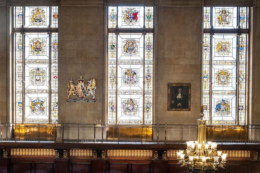 Photo of Great Hall at Merchant Taylors' Hall
