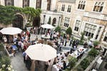 Courtyard Garden  at Merchant Taylors' Hall