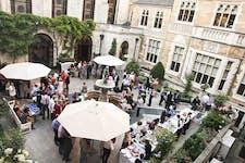 Photo of Courtyard Garden  at Merchant Taylors' Hall