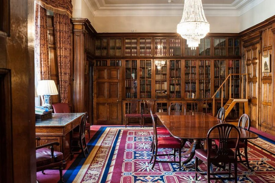 Photo of The Library  at Merchant Taylors' Hall