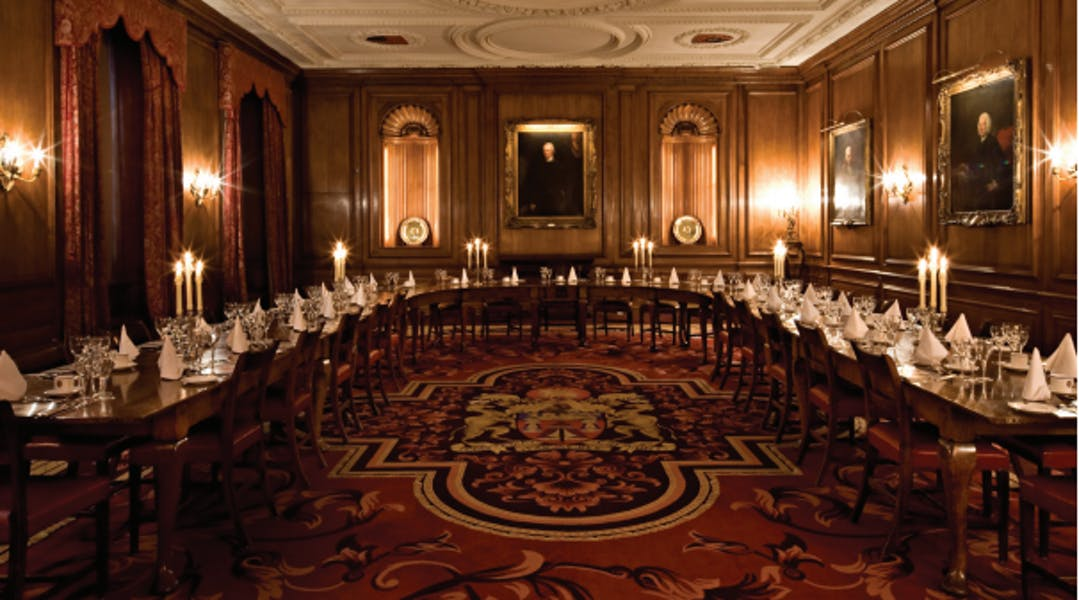 Photo of The Parlour at Merchant Taylors' Hall