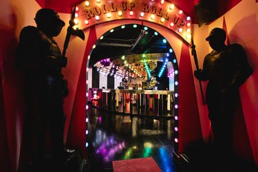 Hire Space - Venue hire Cirque Le Soir at Cirque Le Soir