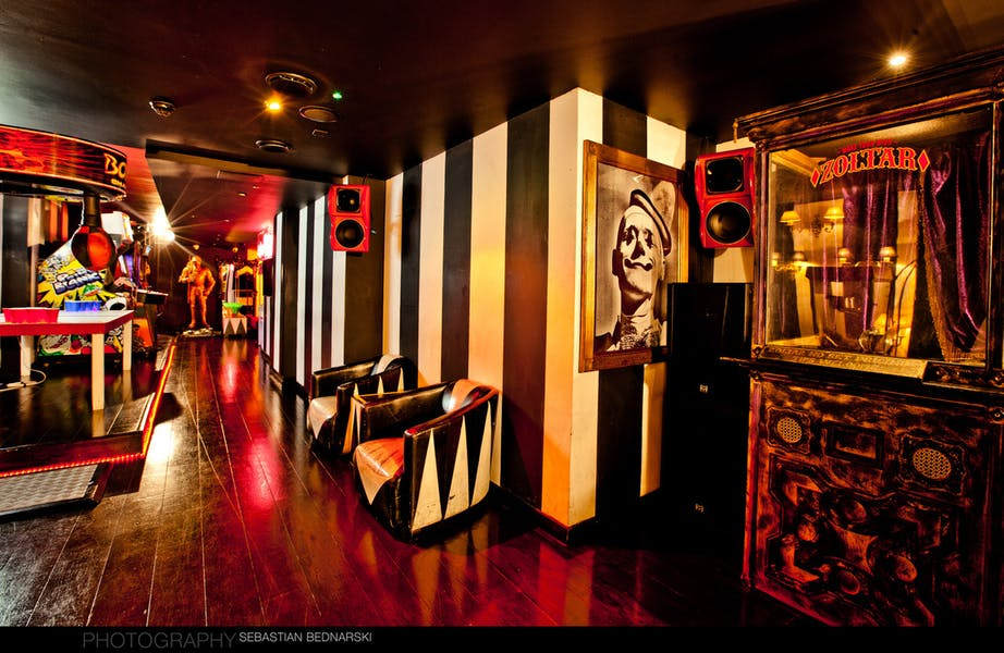 Photo of Whole venue at Cirque Le Soir
