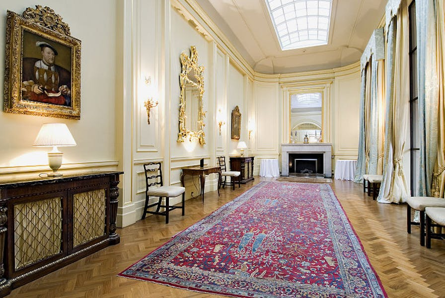 Photo of Kings Gallery at Merchant Taylors' Hall