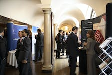 Hire Space - Venue hire The Cloisters at Merchant Taylors' Hall