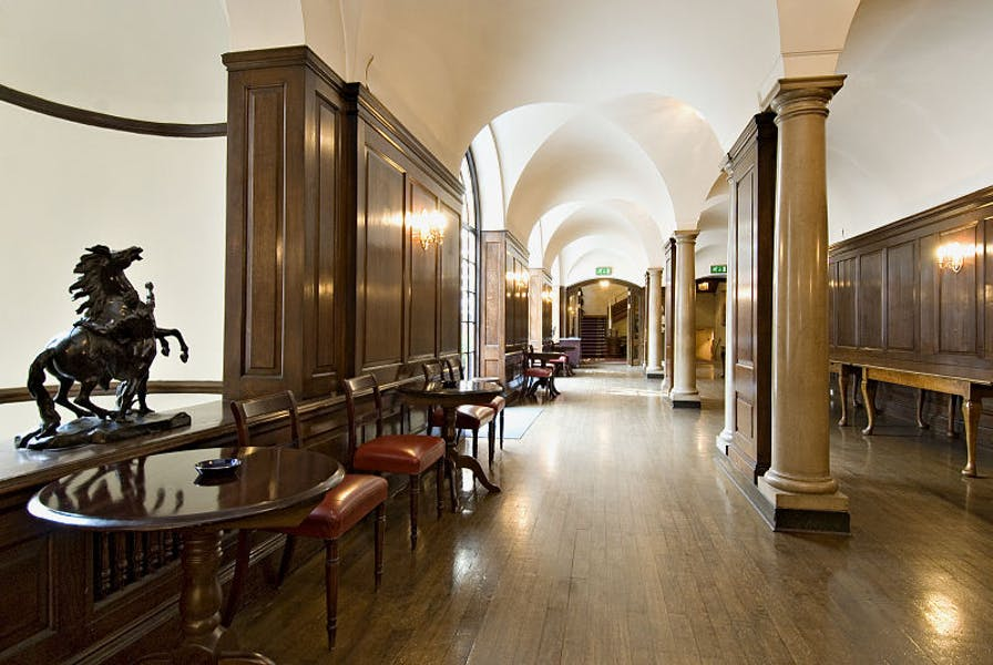 Photo of The Cloisters at Merchant Taylors' Hall