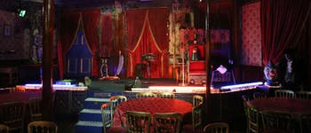 Hire Space - Venue hire Whole Venue at Simon Drake's House of Magic