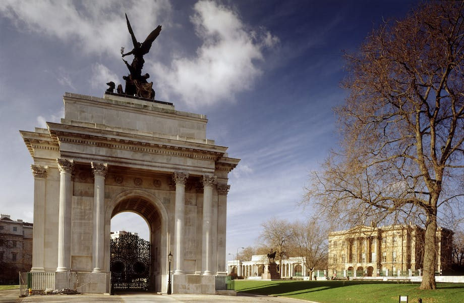 Photo of The Quadriga Gallery at Wellington Arch