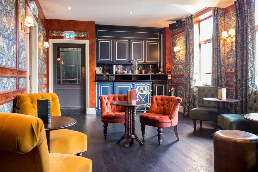 Photo of The Loft & The Study at Six Storeys on Soho