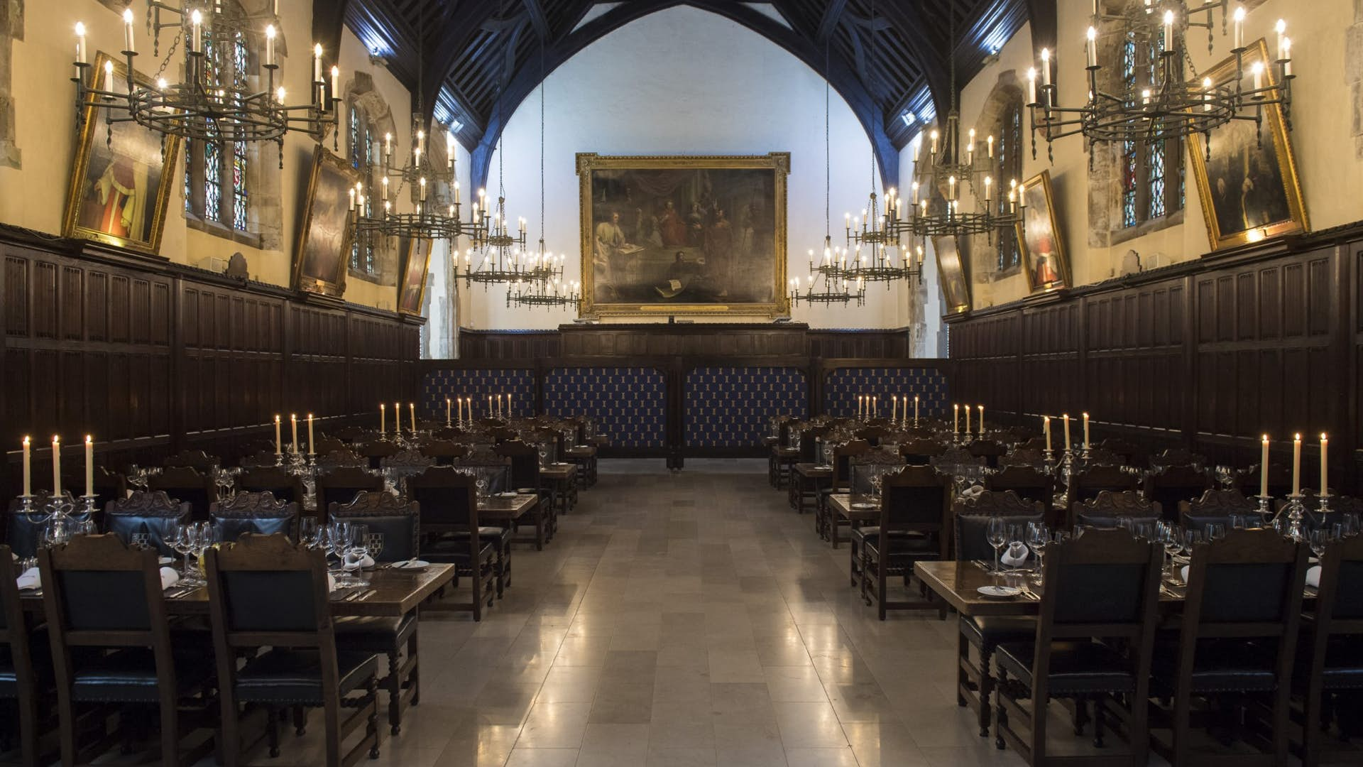 Old Hall | Dining | Honourable Society of Lincoln's Inn