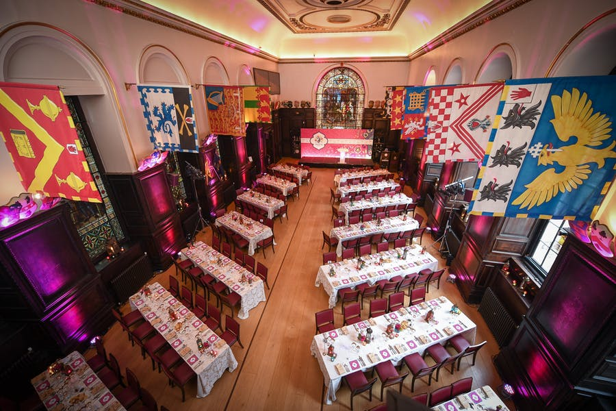 Photo of Whole Venue at Stationers' Hall and Garden