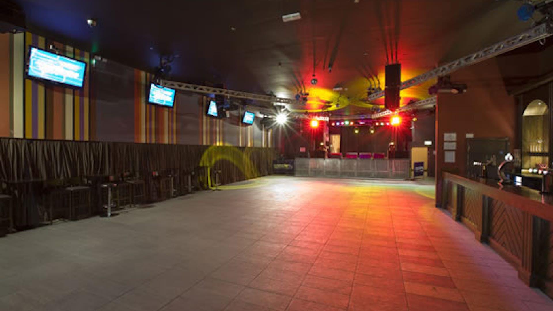 Whole venue business o2 academy birmingham for 02 academy balcony