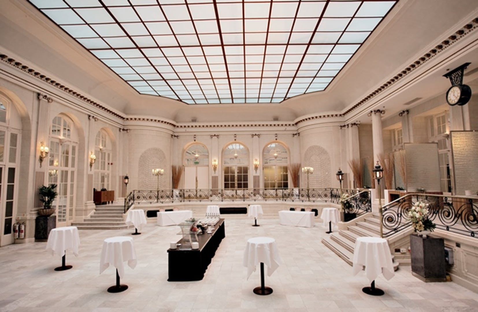 Palm Court And The Adelphi Suite Business The Waldorf