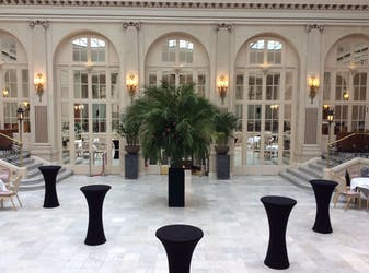 Hire Space - Venue hire Palm Court and The Adelphi Suite at The Waldorf Hilton Hotel