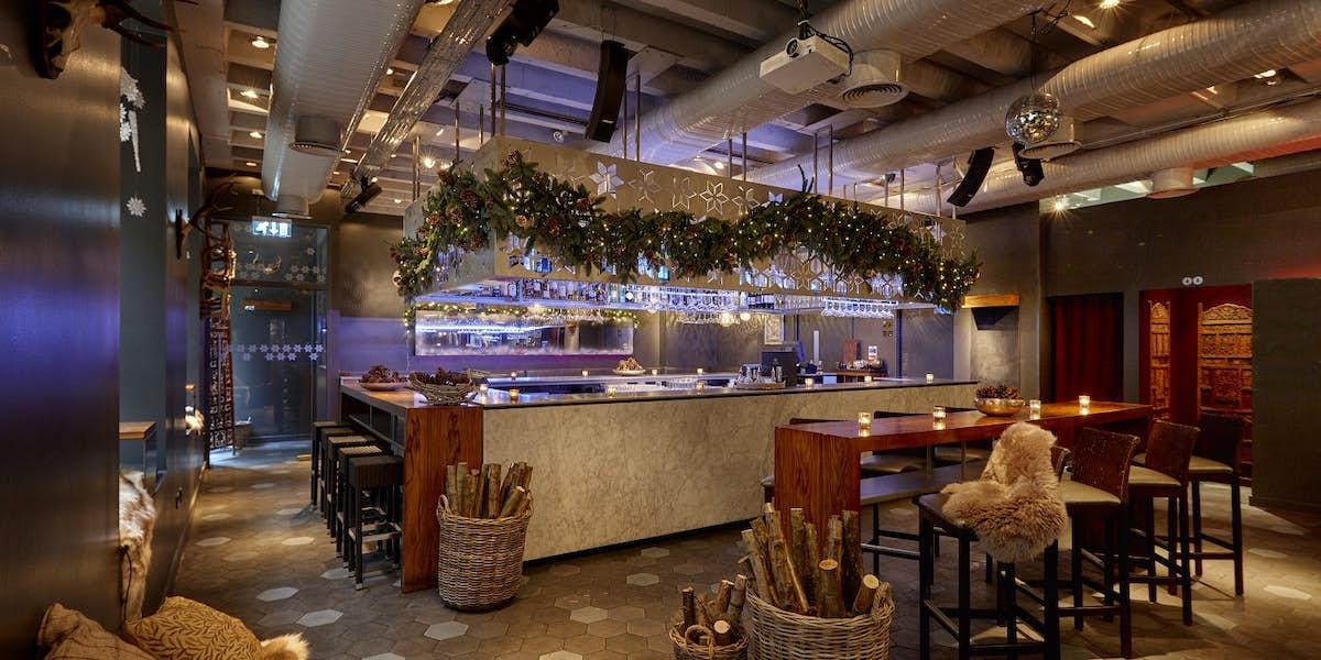 Anise Bar Cinnamon Kitchen