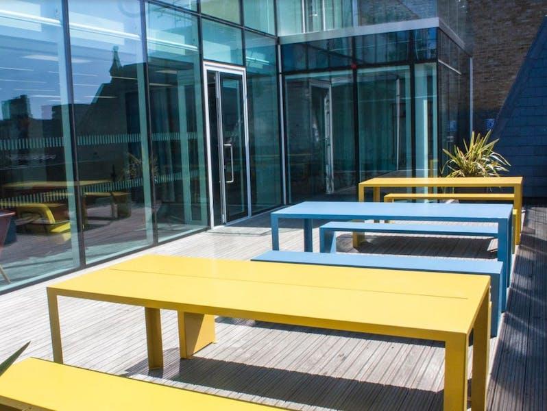 Photo of Lounge & Balcony at 58VE