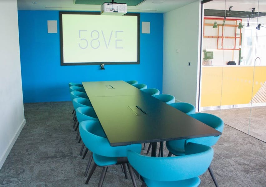 Photo of Sixth Floor Meeting Rooms at 58VE