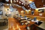 VIP area at Octoberfest Pub