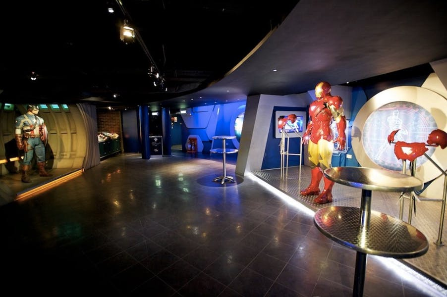 Photo of Movies at Madame Tussauds - Party  at Madame Tussauds