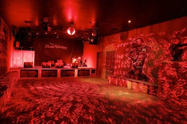 Hire Space - Venue hire The Clubroom at The Blues Kitchen Brixton