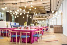 Hire Space - Venue hire The Great Briton and The Academy at London Stadium - former Olympic Stadium