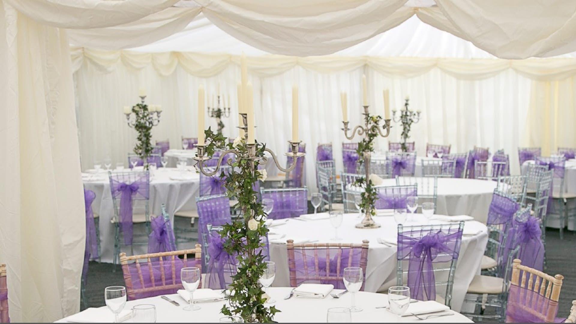 Marquee   Weddings   Richmond Gate Hotel