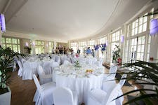 Hire Space - Venue hire Mappin Pavilion  at ZSL London Zoo
