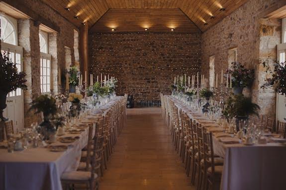Colstoun Coach House Wedding