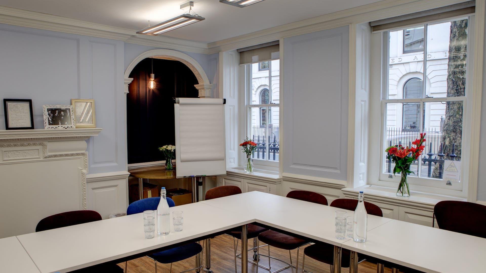 Prufrock Meeting Room