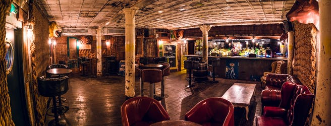 Hire Space - Venue hire Private Room at The Blues Kitchen Shoreditch