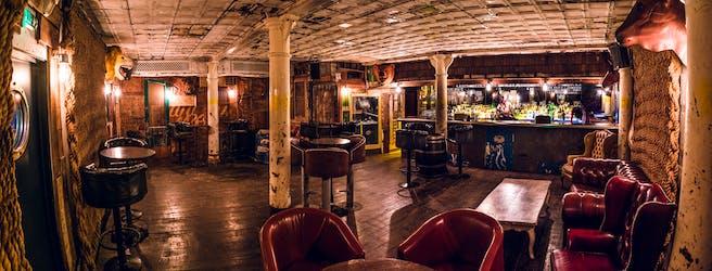 Hire Space - Venue hire Private Room at The Blues Kitchen Shoreditch